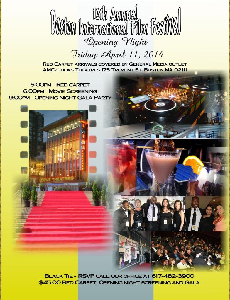 BIFF 2014 invite