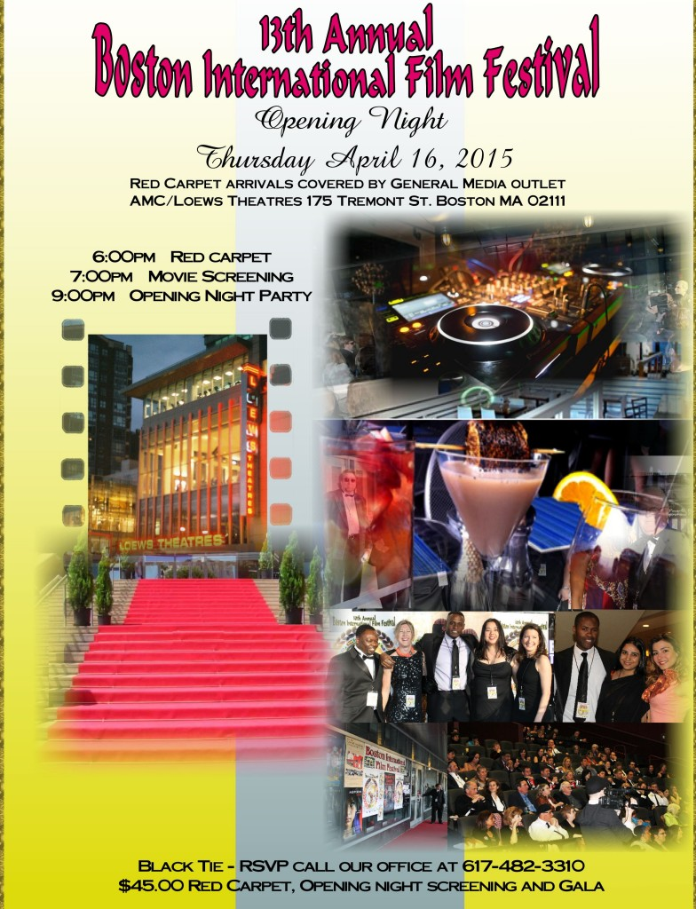 BIFF 2015 invite