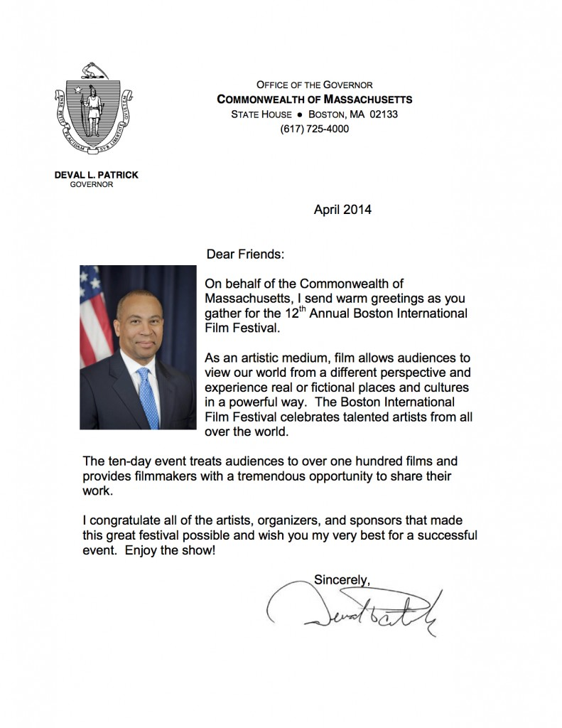 Governor Deval Patrick 12th Welcome letter  BIFF page3