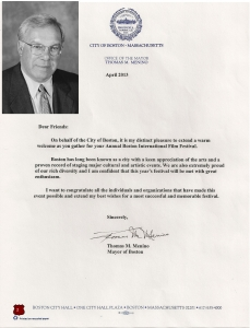 BIFF 2013 Mayor welcome letter page2