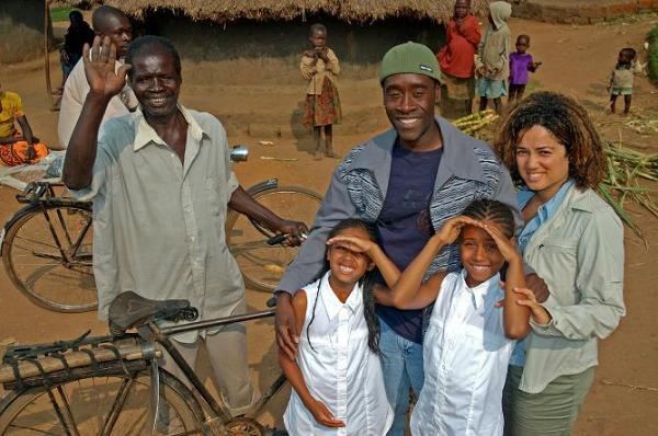 Watch: Don Cheadle Launches Indiegogo Campaign For Miles ... |Don Cheadle Family 2014